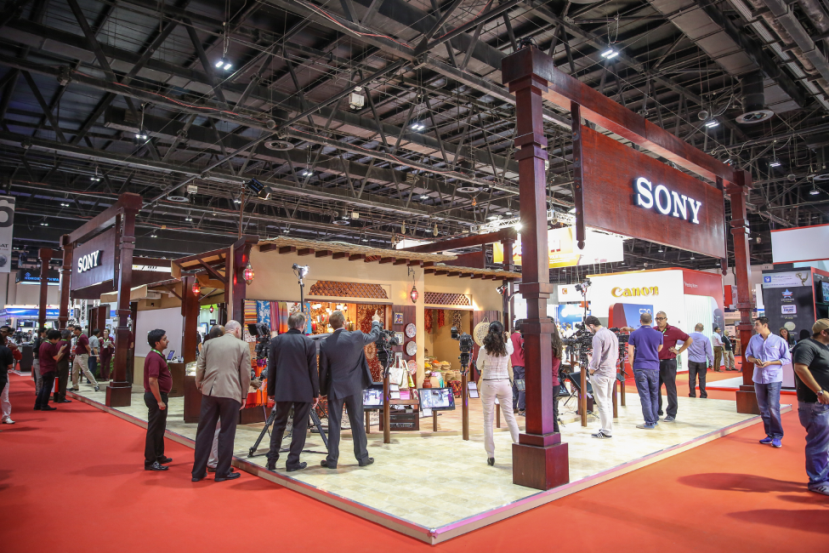 cabsat sony
